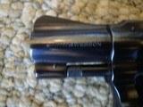 "S&W 1971 Model 37- 38 Special 1 7/8"" barrel Like New Mint 99% - 5 of 10"