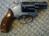 "S&W 1971 Model 37- 38 Special 1 7/8"" barrel Like New Mint 99% - 10 of 10"