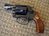 "S&W 1971 Model 37- 38 Special 1 7/8"" barrel Like New Mint 99% - 2 of 10"