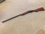 "Single 12 Gauge Shotgun nice engraving Spain 30"" Barrel 95% condition - 1 of 15"