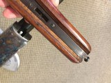 "Single 12 Gauge Shotgun nice engraving Spain 30"" Barrel 95% condition - 12 of 15"