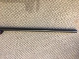 "Single 12 Gauge Shotgun nice engraving Spain 30"" Barrel 95% condition - 3 of 15"