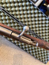 RARE First year edition 1934 Chrome Plated Lmt. Edition Winchester 67 Single shot 22 S-L L rifle TAKE-Down - 6 of 11
