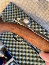 RARE First year edition 1934 Chrome Plated Lmt. Edition Winchester 67 Single shot 22 S-L L rifle TAKE-Down - 7 of 11
