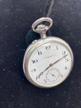 Vacheron Constantin900 Sterling Silver1901 Pocket Watch Nice condition