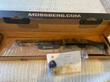 """Mossberg Special Very limited Edition 590 Shockwave 20 Gage Special Factory Camouflage Finish """"New sealed in box""""."""