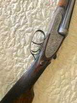 Mon Gondre Mainwairings Pair of Double Barrel Shotguns - 7 of 10