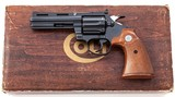 Colt Diamondback .22 ANIB 4'' 1971 - 98+% Gunfighter Hollywood Shop