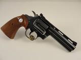 Colt Diamondback .22 ANIB 4'' 1971 - 98+% Gunfighter Hollywood Shop - 5 of 20