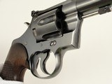 King Super Target 1939 Colt Officers Model Heavy Barrel with King Cockeyed Hammer and Sanderson stocks - 6 of 20