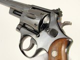 """Super-rare 27-1 S&W 1962 with 8 3/8"""" Barrel """"Dash-1"""" #'s matching stocks - 7 of 15"""
