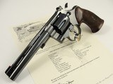 1940 King Super Target Colt Officers Model 38 Heavy Barrel with Cockeyed Hammer and Roper Stocks
