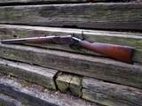 winchester 73 rifle 32-30 1886, lyman sights nice gun