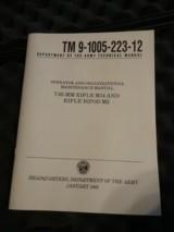 SPRINGFIELD M1A NATIONAL MATCH .308 SEMI-AUTO RIFLE - 6 of 6
