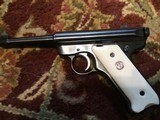 RUGER MARK II .22 AUTO PISTOL NRA COMMEMORATIVE - 2 of 5