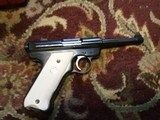 RUGER MARK II .22 AUTO PISTOL NRA COMMEMORATIVE