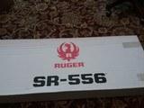 RUGER SR-556C M4 SEMI-AUTO CARBINE, .223/5.56 NATO CAL. - 10 of 10