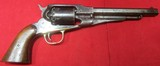 E Remington New Model Sept 14 1858. 44 Cal