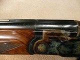 Beretta SO 5 Live Bird or Trap Gun 12 Gauge Unfired Beautifully Casehardened - 8 of 12