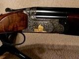 Perugini & Visini Pigeon Gun Unfired - 1 of 14