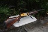 Custom Beretta 303 shotgun 12 Gage with 10 gauge barrel XXX Wood