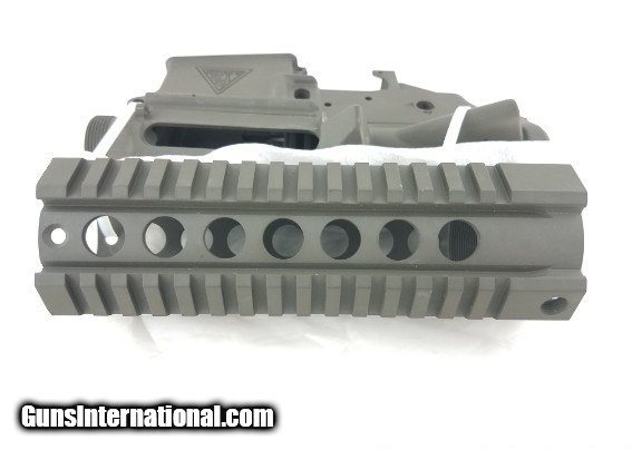 TS ARMS OD GREEN AR15 lower upper free float rail for sale