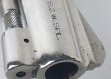 Smith & Wesson Model 36 .38 SPL 1 7/8