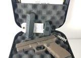 Glock 21 Gen 4 .45 G21 G4 Bronze 13+1 NS PG2150702