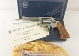 Smith Wesson 63 .22 LR SS 4