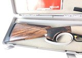 """Benelli Ethos 20GA 26"""" silver engraved UNFIRED - 3 of 9"""