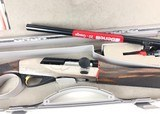 """Benelli Ethos 20GA 26"""" silver engraved UNFIRED - 4 of 9"""