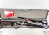 """Benelli Ethos 20GA 26"""" silver engraved UNFIRED - 1 of 9"""