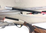 """Benelli Ethos 20GA 26"""" silver engraved UNFIRED - 6 of 9"""