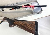 """Benelli Ethos 20GA 26"""" silver engraved UNFIRED - 7 of 9"""