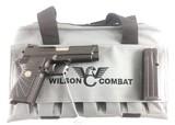 """Wilson Combat EDC X9 9mm 4.25"""" barrel black grips"""