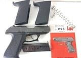 HK P9S 9MM H&K Heckler & Koch Excellent P9S P9S