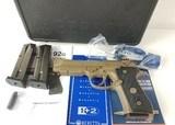 Beretta Wilson Combat 92G Brigadier Tact SPEC0593A
