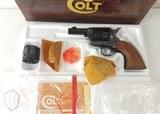 Colt Sheriff's 44SPL & 44/40 Royal Blue Box Case