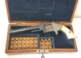 Smith Wesson No 2 Army 1/2 Plate 32 Case Ammo Rare - 1 of 20