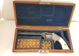 Smith Wesson No 2 Army 1/2 Plate 32 Case Ammo Rare - 20 of 20