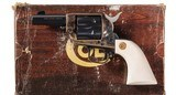 Colt 3rd Gen Sheriff's Model SAA 44-40 3