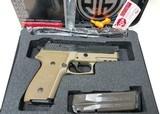 Sig Sauer P229 9mm E29R-9-CBT