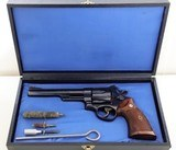 Smith & Wesson Model 29 with Case .44 - 2 of 21