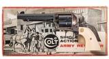 Colt SAA 2nd Gen 5.5