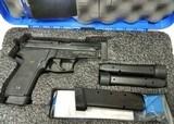 Sig Sauer P229R 9mm DA/SA 15+1 NS E29R-9-SCT - 1 of 6