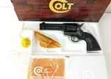 Colt SAA .44 SPL 4.75 Full Royal Blue P1740FB Rare