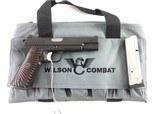 Wilson Combat 1911 Vickers Elite blued 9mm RARE