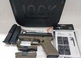 Glock 17 Gen 4 OD G17 G4 MOS ODGPG1757203MOS