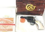 Colt SAA Sheriff's Model 3rd Gen 44-40 3