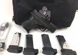 Springfield Armory XDs mod 2 45 ACP 5 Mags - 1 of 3